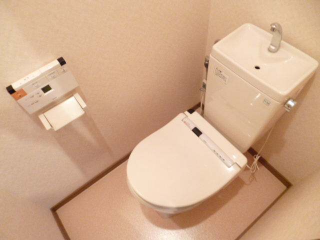 メゾン稲垣2トイレ