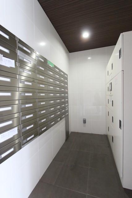 ラグジュアリーアパートメント横浜黄金町共用設備