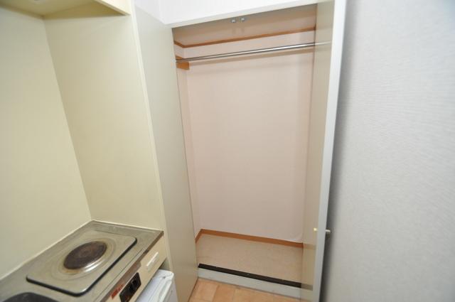 メゾンSK もちろん収納スペースも確保。いたれりつくせりのお部屋です。