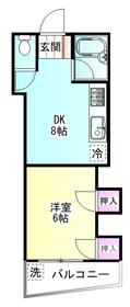 メゾンカルム 202号室