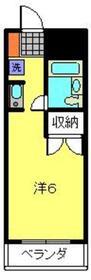 磯子駅 徒歩16分1階Fの間取り画像