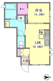lis  coteau 103号室