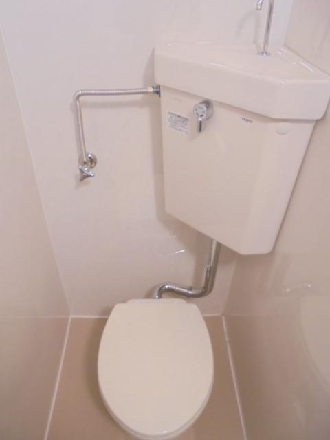 庚台コーポトイレ