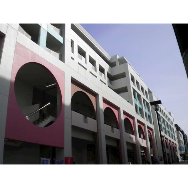 ホーメストプラザ十日市場西館の外観画像