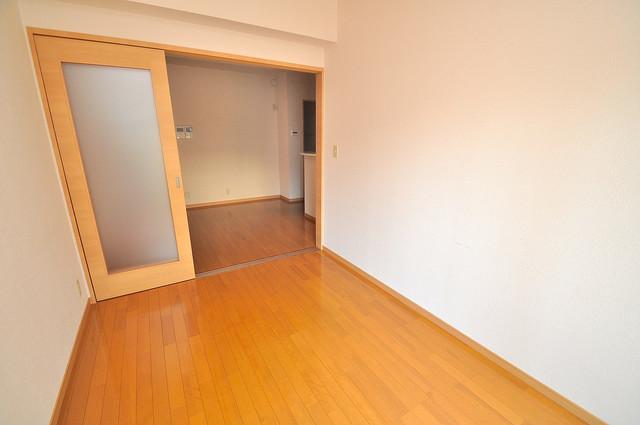 グランガーデン足代新町 明るいお部屋はゆったりとしていて、心地よい空間です