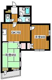 ライムライト3階Fの間取り画像