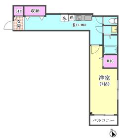 仮)大森西6丁目マンション 301号室
