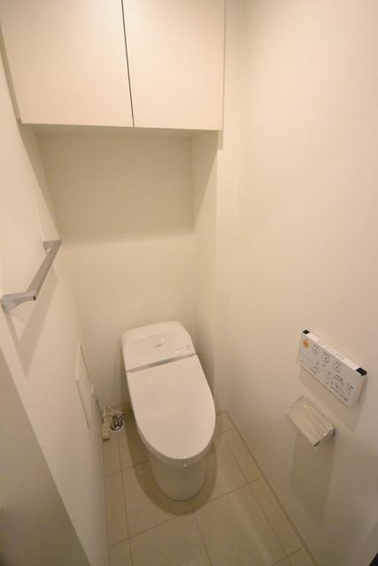 エルスタンザ平河町トイレ