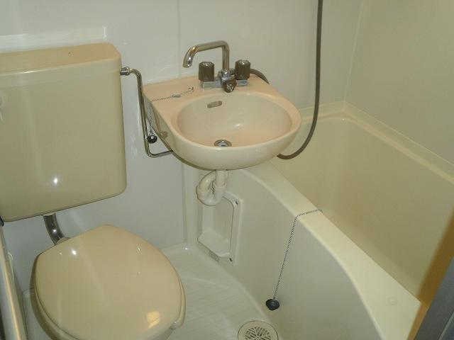 ジョイハウス洗面所