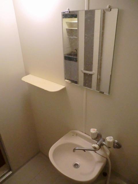 コーリン・ド・レソー洗面所