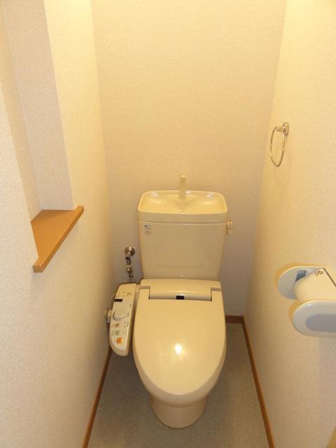きらら壱番館トイレ
