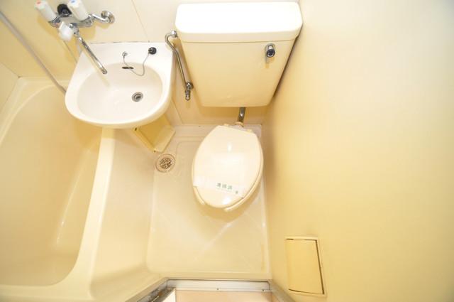 グランピア布施 シャワー一つで水回りが掃除できて楽チンです