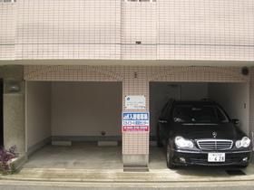 スカイコート横浜大口2駐車場