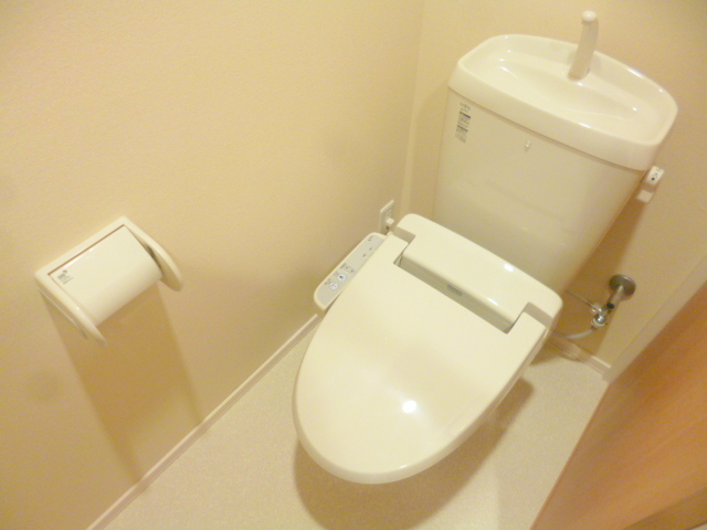 amabileトイレ