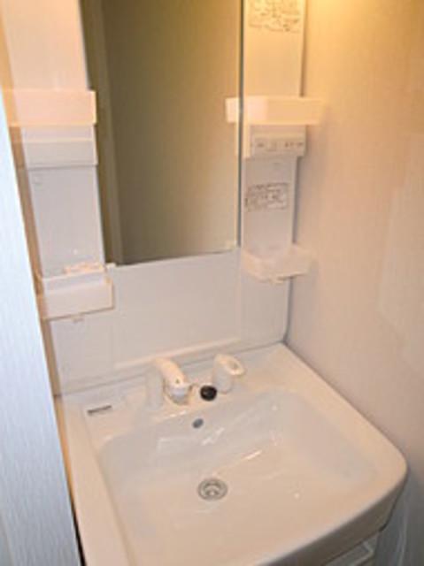 スタンツァミーア洗面所