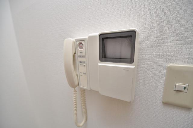 トリニティ加美東 TVモニターホンは必須ですね。扉は誰か確認してから開けて下さいね