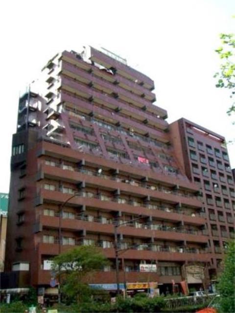 ライオンズマンション歌舞伎町の外観画像