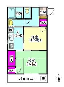 コーポシマダ 202号室