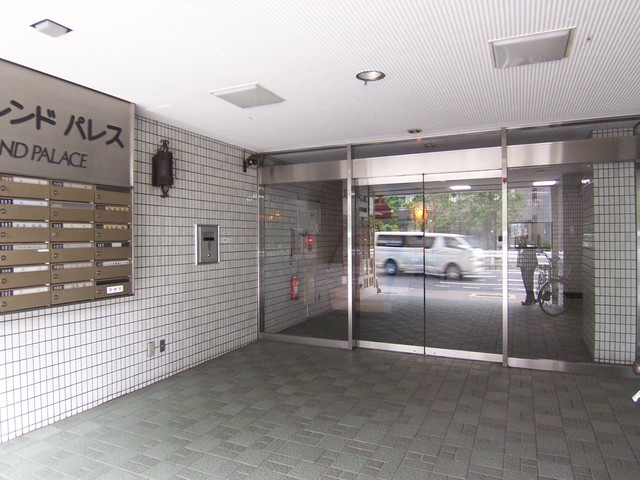 中目黒駅 徒歩5分エントランス