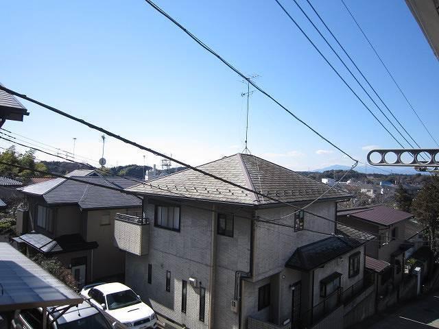 堀井アパート景色