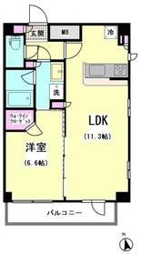 エスティメゾン大井仙台坂 1103号室