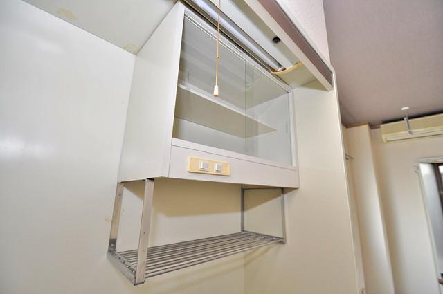 アリタマンション長瀬 コンパクトながら収納スペースもちゃんとありますよ。