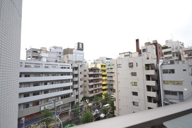 恵比寿駅 徒歩2分景色