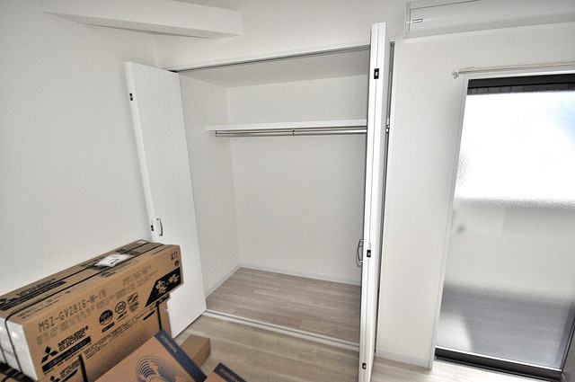 ForRealize友井 もちろん収納スペースも確保。いたれりつくせりのお部屋です。