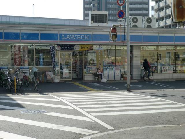 ローソン森之宮二丁目店