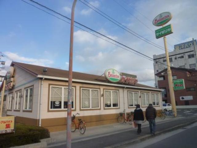 ラ・フォーレ久宝園 サイゼリヤ東大阪金岡店
