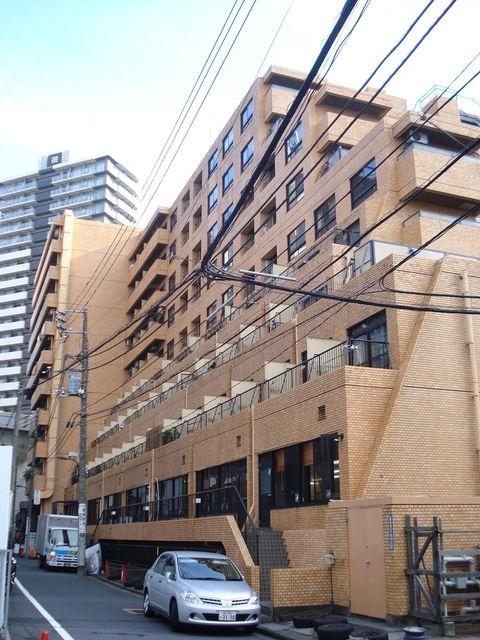 ライオンズマンション西新宿の外観外観