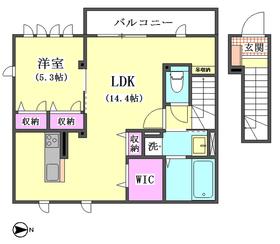 (仮称)西蒲田4丁目新築アパートE棟 202号室