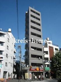 スカイコートヌーベル早稲田の外観画像