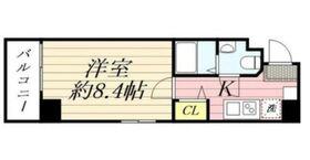 GRANPASEO⾼円寺南6階Fの間取り画像