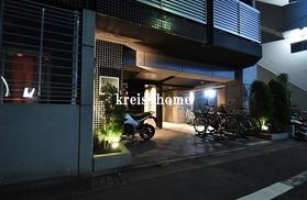 ブランノワール早稲田の外観画像