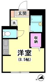 B's HOUSE 202号室