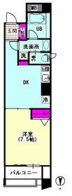 ロハス八百吉 401号室