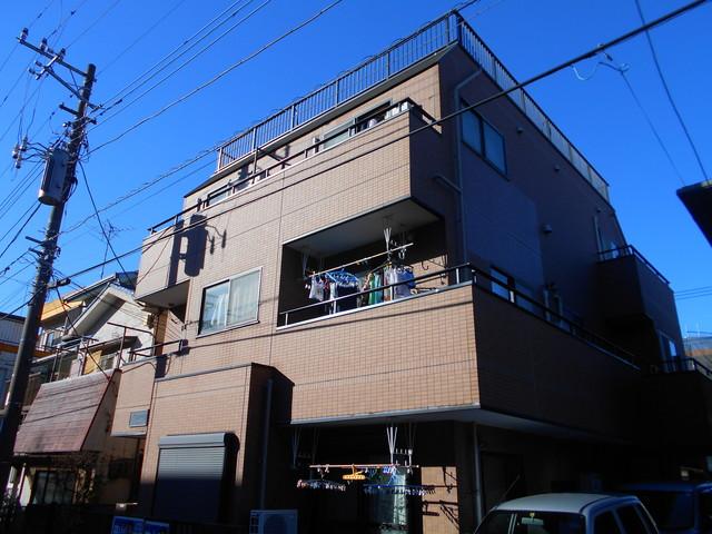 武蔵新城駅 徒歩5分の外観外観