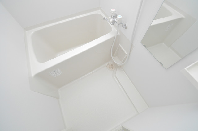 M'プラザ小阪駅前 一日の疲れを洗い流す大切な空間。ゆったりくつろいでください。