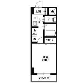 K2ヴィラ 607号室