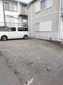 コーポふじまき駐車場