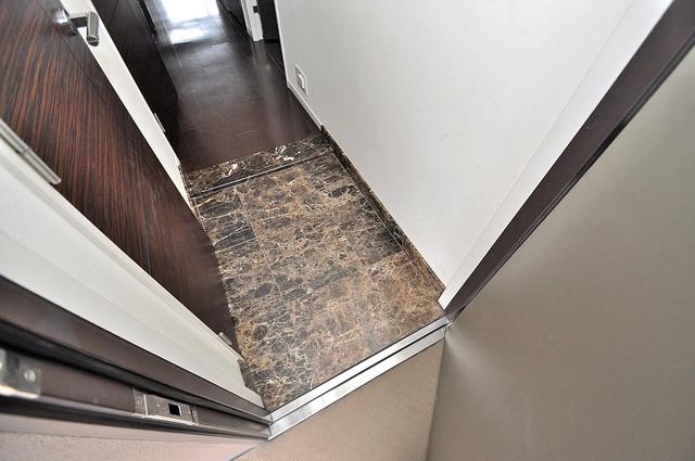 セレッソコート八戸ノ里ハートランドイーストビュー 玄関を開けると解放感のある空間がひろがりますよ。