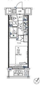 フェルクルールプレスト横浜弘明寺4階Fの間取り画像