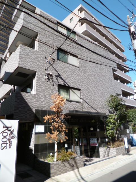 スカイコート西新宿第2外観