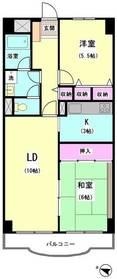 亀有パークマンション 408号室