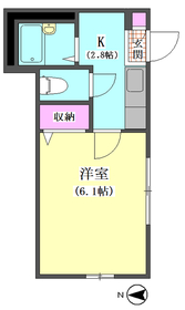 ロジュマン西大井 102号室