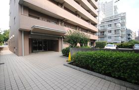 目黒駅 徒歩13分エントランス