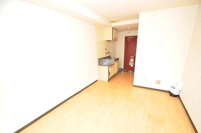 グランドハイツ大今里 シンプルな単身さん向きのマンションです。