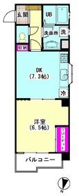 アーバンヒルズEKトランクルーム付 102号室