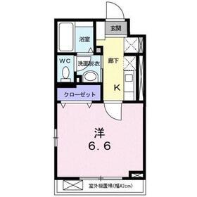東武練馬駅 徒歩4分3階Fの間取り画像
